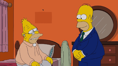 The Simpsons 30x11 : Mad About the Toy- Seriesaddict